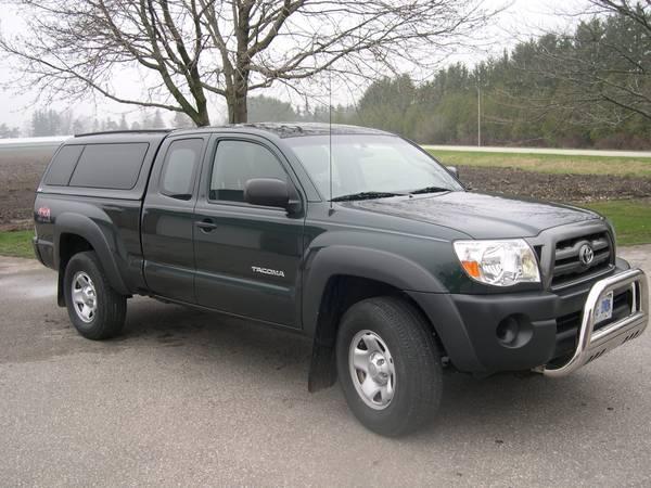 09 Toyota Tacoma 4X4 - $18500