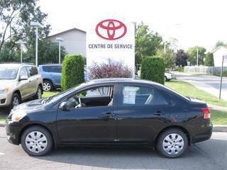 $10,871 2008 Toyota Yaris BERLINE