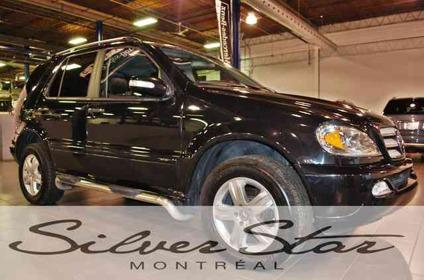 11 200 2005 mercedes benz ml350 se for sale in montreal for Mercedes benz montreal