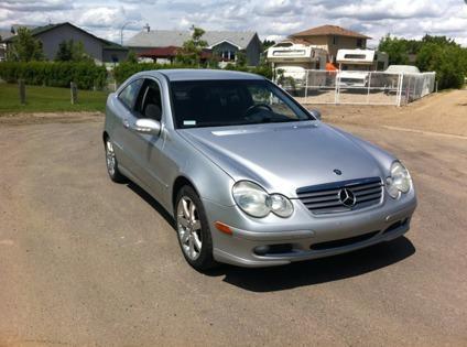 13 000 2002 mercedes benz c230 kompressor evolution sport for Mercedes benz c230 kompressor 2002 price