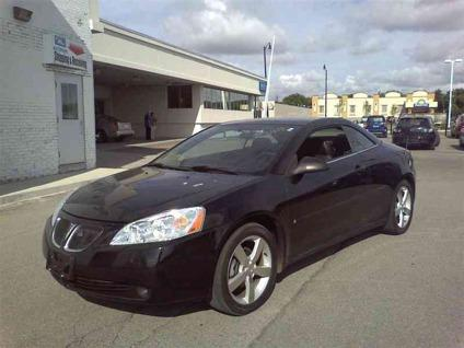 15 800 2006 pontiac g6 gtp for sale for sale in brampton. Black Bedroom Furniture Sets. Home Design Ideas
