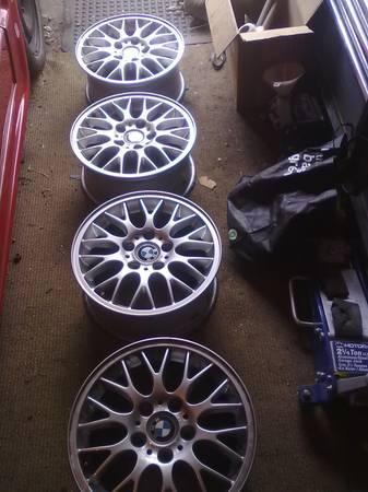 16 inch BMW OEM Rims - $600