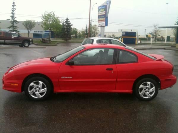 $1799! 2001 Pontiac Sunfire Coupe -- Ready to Drive Away! - $1799