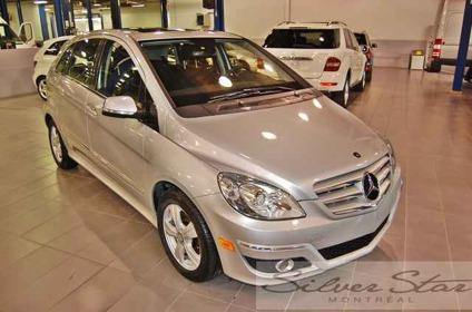 17 199 2009 mercedes benz b200 for sale in montreal for Mercedes benz quebec