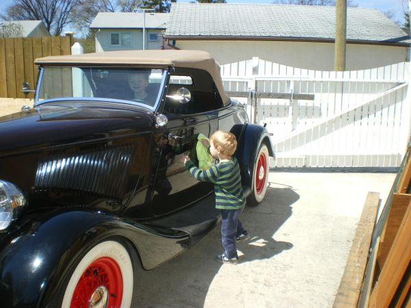 1934 ford for sale canada for 1934 ford 3 window coupe for sale in canada
