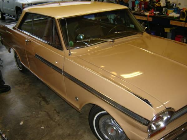 1963 Acadian Sport Deluxe 7000 For Sale In Victoria British Columbia All Cars In Canada Com