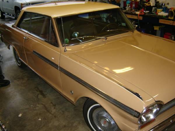 1963 Acadian Sport Deluxe 7000 For Sale In Victoria