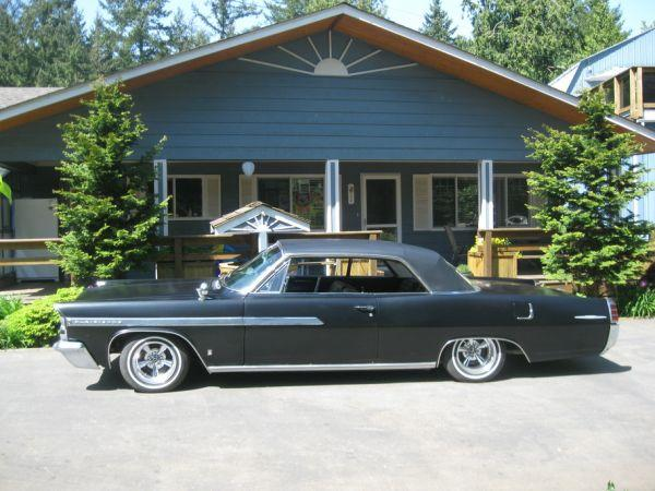 1963 Pontiac Hardtop 7850 For Sale In Langley British Columbia All Cars In Canada Com