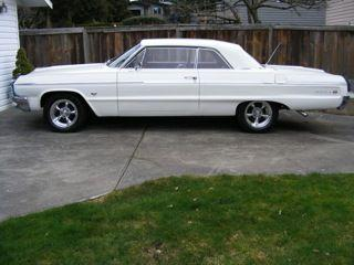 1964 Chevy Impala Super Sport 19500 For Sale In White