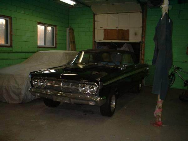 1964 MERCURY COMET CONV FOR SALE - $15000