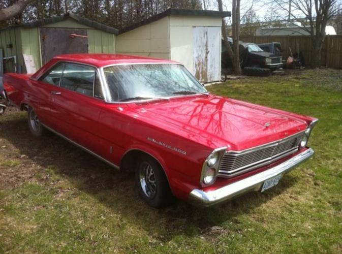 1965 ford galaxie for sale for sale in cobourg ontario. Cars Review. Best American Auto & Cars Review