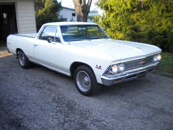 1966 CHEVELLE ELCOMINO - $18500