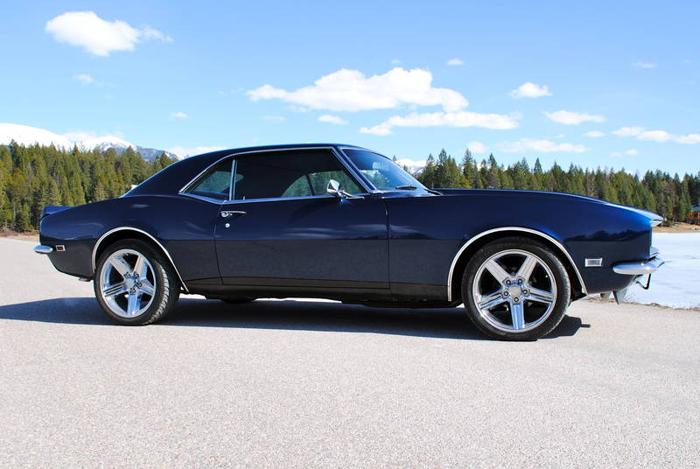 1968 Chevrolet Camaro For Sale In Magrath Alberta All