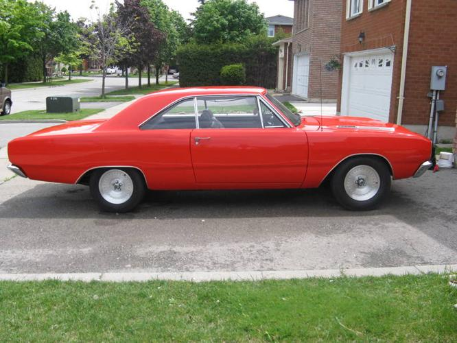 1969 dart swinger wanted