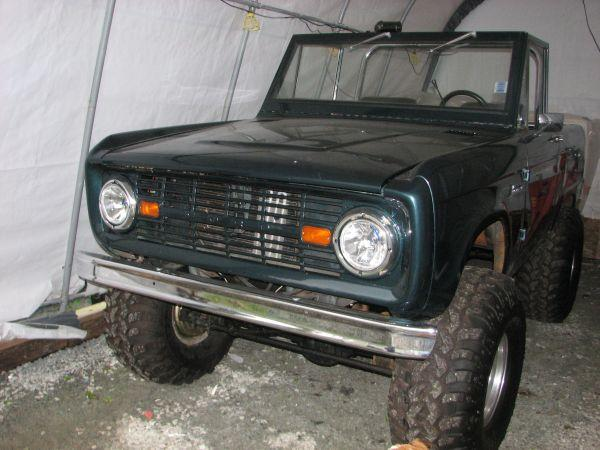 1969 ford Bronco - $15000