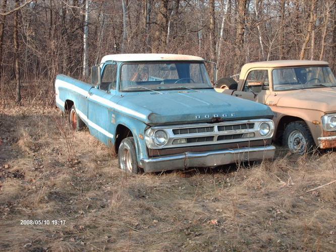 1970 dodge dude pickup truck for sale in selkirk manitoba all cars in. Black Bedroom Furniture Sets. Home Design Ideas