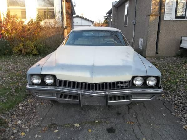 1972 Buick Centurian Con. 455c.i. - $2950