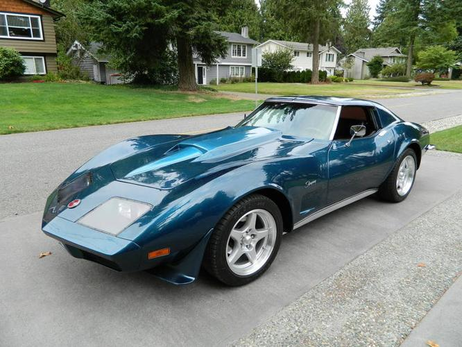 1973 chevy corvette stingray 1973 chevrolet corvette. Cars Review. Best American Auto & Cars Review