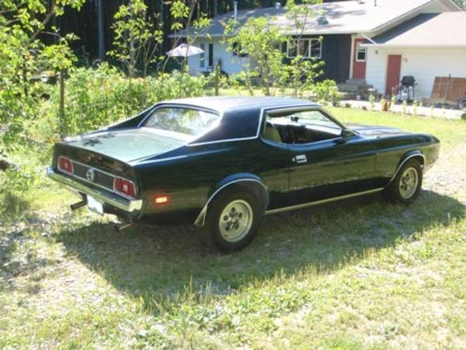 1973 Ford Mustang Grande Coupe For Sale In Terrace