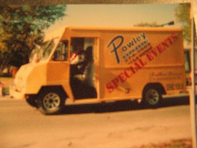 1974 Ford Step Van