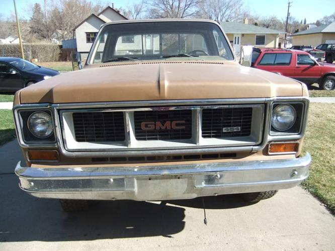 1974 GMC Other Pickups Pickup Truck