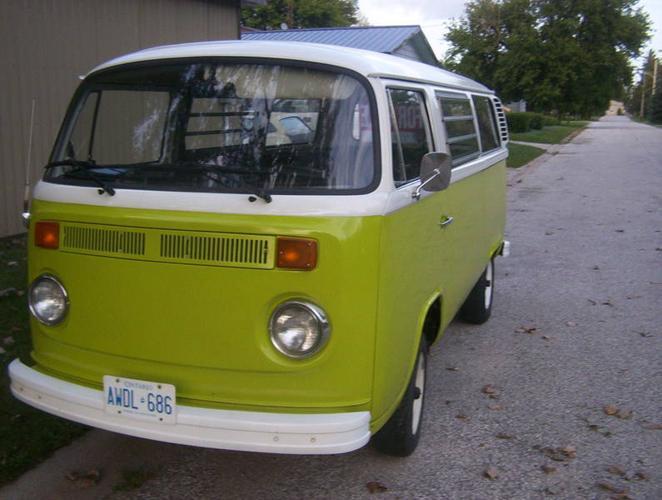 Volkswagen Bus 1976