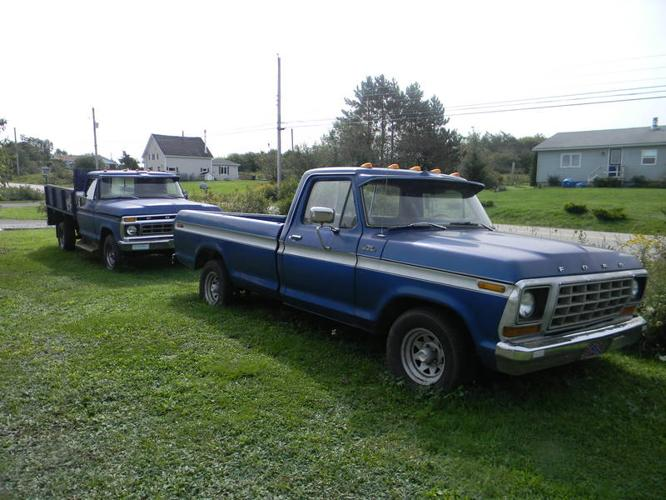 1977 ford f 150 pickup truck for sale in weymouth nova scotia all cars in. Black Bedroom Furniture Sets. Home Design Ideas