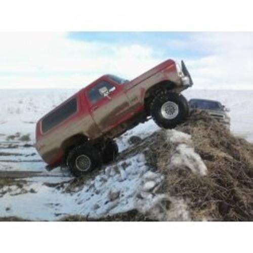 1978 Ford Bronco XLT Mud Truck