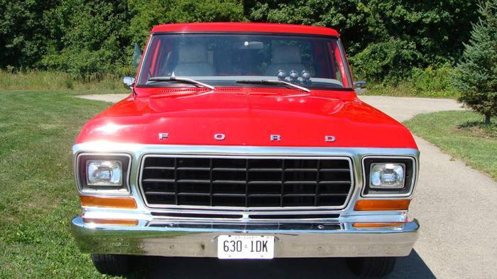 1978 Ford F-100 shortbox stepside Pickup Truck for sale in Kitchener