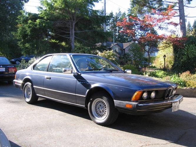 1979 bmw 633 csi collector for sale in courtenay british columbia all cars in canada com