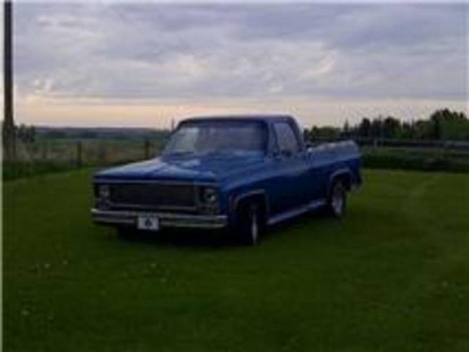 1979 Chevrolet Cheyenne Pickup Truck