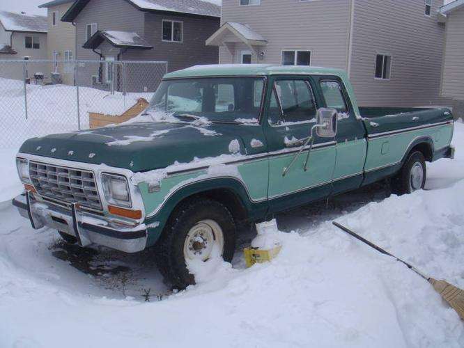 Ford ranger pickup pickup 1979 pictures to pin on pinterest