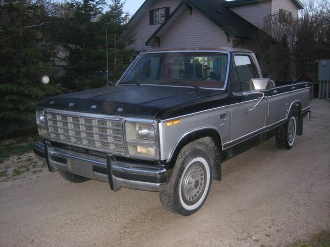 1980 ford xlt lariat ranger half ton pickup gen7 full size for rh oakbank allcarsincanada com 1980 Ford F-150 1980 Ford Bronco Ranger