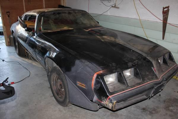 1980 pontiac firebird 1500 for sale in surrey british columbia all cars in. Black Bedroom Furniture Sets. Home Design Ideas