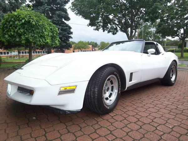 1981 Chevrolet Corvette 4Speed/Air - $12000