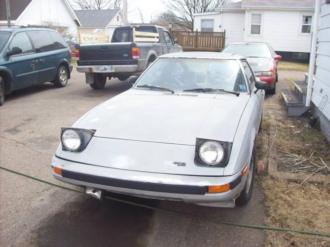 1983 Mazda RX-7 Parts or Repair Best Offer