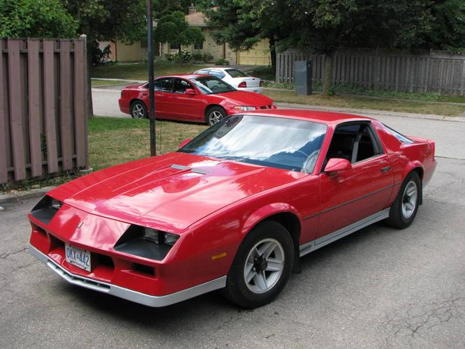 1984 chevrolet camaro z28 coupe for sale in london ontario all cars in. Black Bedroom Furniture Sets. Home Design Ideas