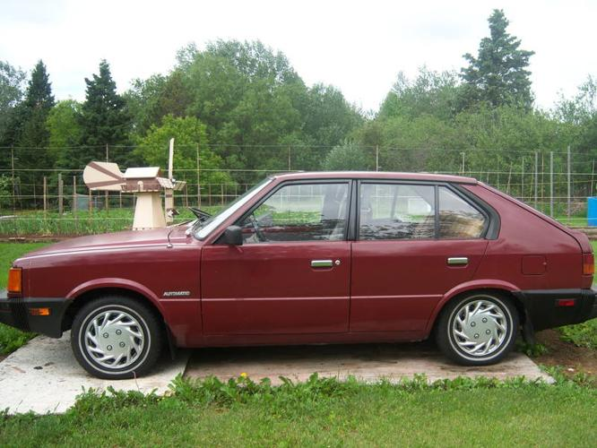 1984 Hyundai Pony For Sale In Thunder Bay Ontario All Cars In Canada Com