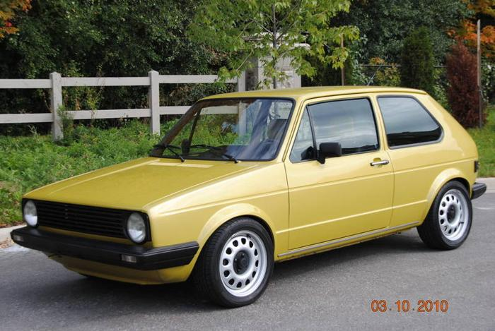 1984 Volkswagen Rabbit Gti Hatchback For Sale In Thornhill
