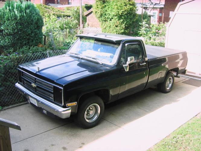 used 1986 chevrolet c10 chevy truck for sale pick up chevy sell in