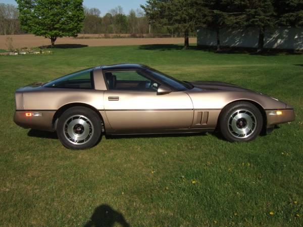 1985 Corvette - $6500
