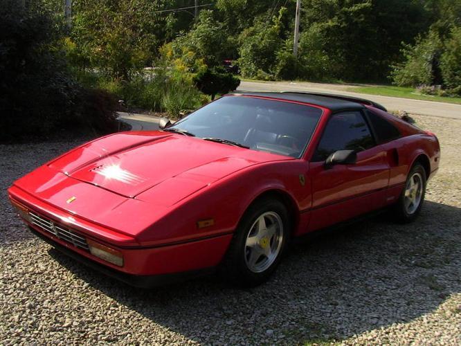 1985 Ferrari 328 Replica Coupe