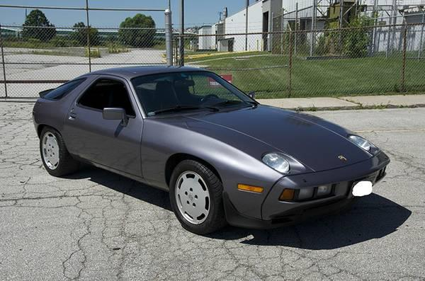 1985 Porsche 928 S3, mint in & out, certified - $12000
