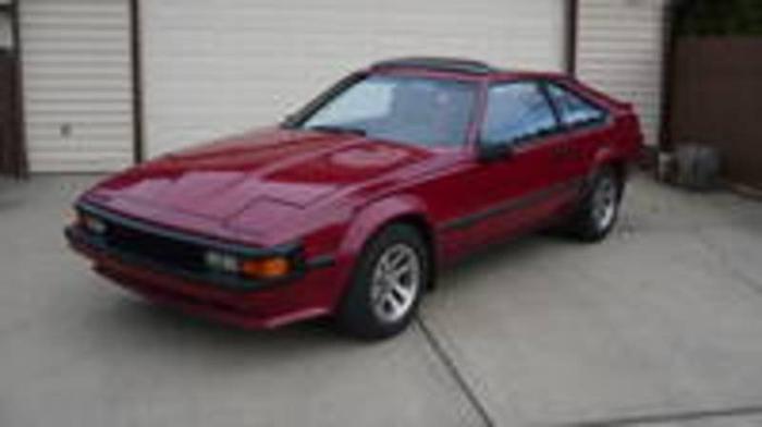 1985 Toyota Supra Coupe