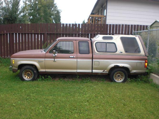 1986 ford ranger xlt for sale in north battleford saskatchewan all cars in. Black Bedroom Furniture Sets. Home Design Ideas