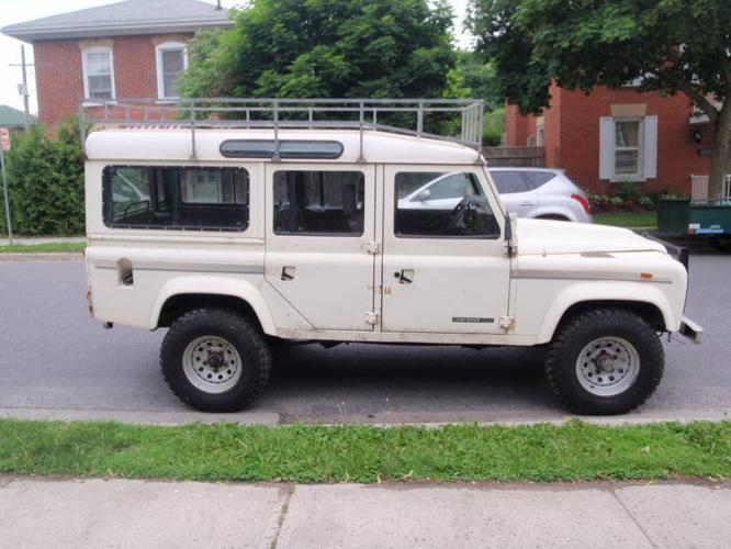 1986 Land Rover Defender 110 County Wagon For Sale In