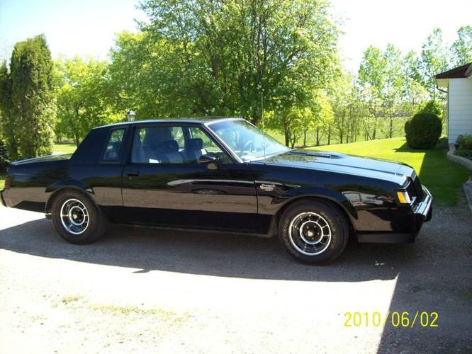 1987 buick grand national coupe for sale in welwyn saskatchewan all. Cars Review. Best American Auto & Cars Review