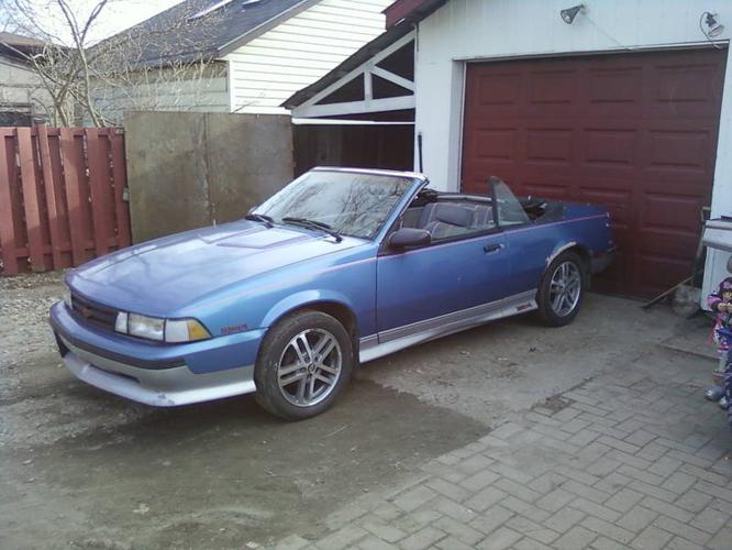 Chevrolet Cavalier Z Convertible Just In Time For Summer