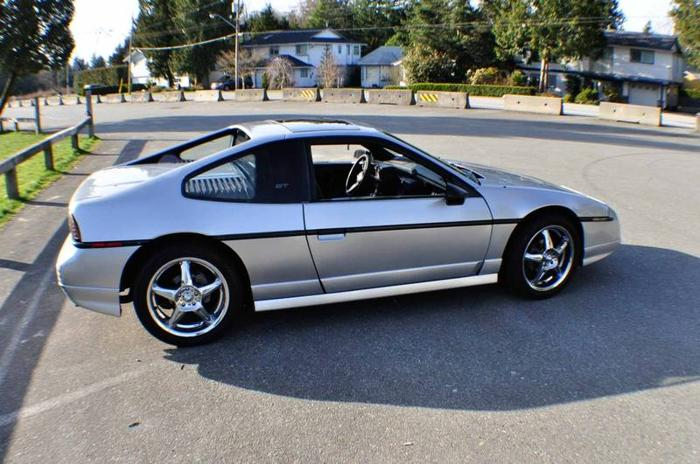 1987 Pontiac Fiero GT Coupe Restored Great Condition