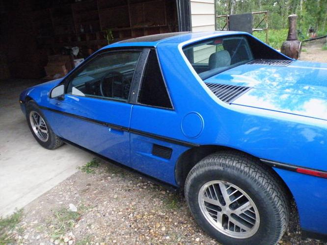 1987 Pontiac Fiero SPORT Coupe